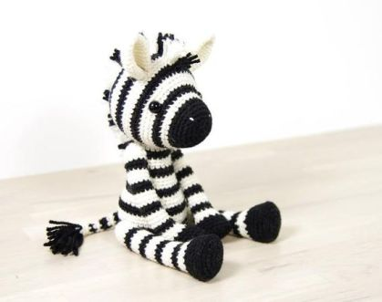 Zebra Amigurumi Uncinetto Tutorial 🦓 Zebra Crochet - Cebra ... | 331x419